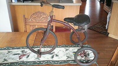 vintage Amarican tricycle from Toronto Ohio