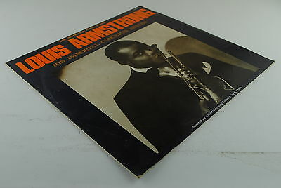 LOUIS ARMSTRONG - His Immortal Concerts Series LP!