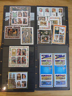 Cook Islands 1970-73 Two sets and nine miniature sheets unmounted mint