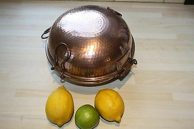 Vintage Copper Cooking Pot ~ Collectable Kitchenalia