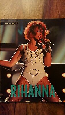 Rare Rihanna A life in pictures by Emuily Clark (uk trans atlantic press)