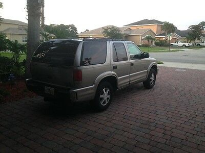 2000 Oldsmobile Bravada  2000 Oldsmobile Bravada AWD SmartTrak 4.3L V6 Florida Truck Sunroof Leather