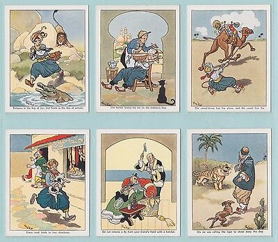 Cig Cards - Eastern Proverbs, 4th Series (W.A. & A.C. Churchman) - Complete Set