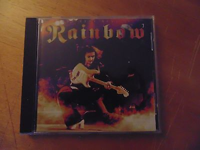the very best of rainbow cd heavy metal