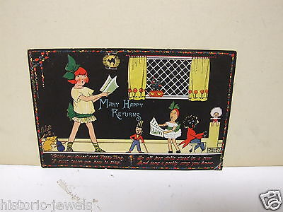 Phyllis Cooper  Oilette card Tuck
