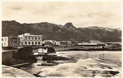 Sea View Hotel Kyrenia Cyprus RP old pc used 1929