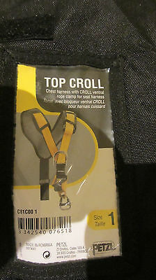 Petzl Top Croll for use with Petzl Sit Harnesses - New