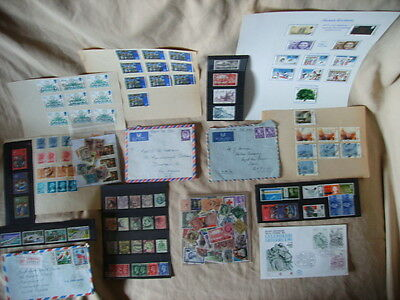 TERRIFIC GB mixed collection PLUS (inc QV, Kings, Covers , Wildings,Mint +) !