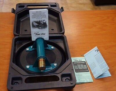 Woods Power Powr Grip Metal Vacuum Cup Made in USA 91500 Excellent!!!