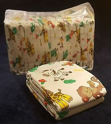 **2 PACK** REARZ SAFARI ABDL Adult Diaper THICK++ FURRY Waddle **2 PACK**