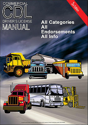 Commercial Driver's License (CDL) Manual, Interactive software, All Endorsements