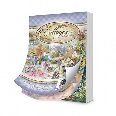 Hunkydory Little Book Of Cottages And Village Scenes