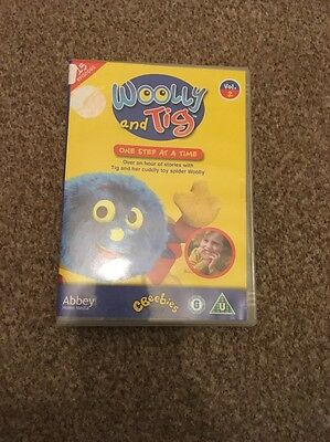 Woolly And Tig DVD