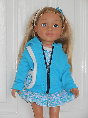 """Doll Clothes for 18"""" DesignaFriend doll; Outfit"""