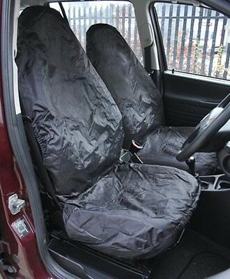 Csc6 Sealey Front Seat Protector Set 2Pc Heavy-Duty [Cover Set] Brand New Tool!