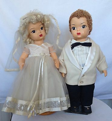 """Vintage 16"""" Terri Lee/Jerri Lee Dolls. Beautiful Condition! Tagged Clothes."""