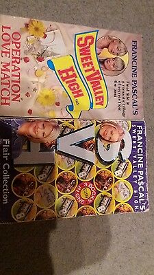 4 Sweet valley high stories