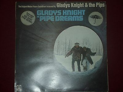 Gladys Night & The Pips Lp Pipe Dreams Vg++ Buddah Label Bdlh 5017
