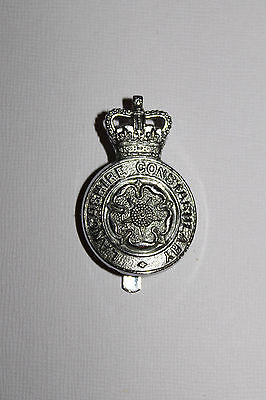 Lancashire Constabulary QC Cap Badge