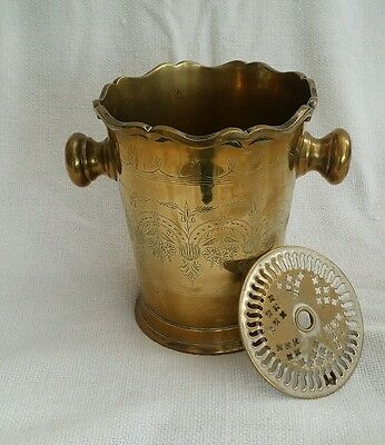 Art deco  Champagne Ice bucket by Kent Silversmiths