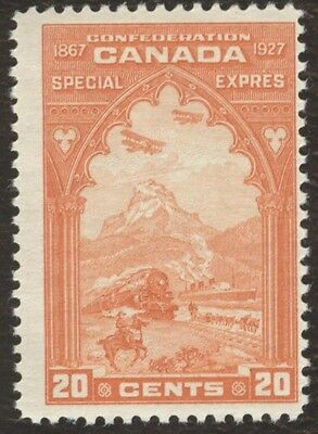 Stamp Canada, # E3, 20¢, 1922, lot of 1 MNH stamp.
