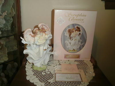 SEREPHIM ANGEL~ SAFETY, COMFORT, LOVE ~Gifts from Mom # 78767