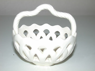 Royal Creamware Occassions Small Basket