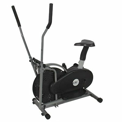 Cheap!! Elliptical 2In1 Cross Trainer Exercise Fitness Bike Workout/gym/cardio