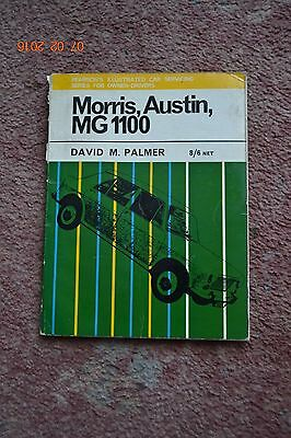 Pearsons Illustrated Car Servicing Series, Morris, Austin, MG1100. 1964.