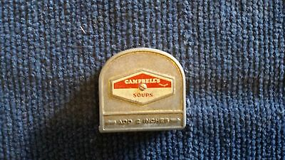 Campbell's Soups tape, Made in USA
