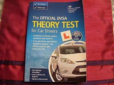 Book  Dvsa Theory Test For Car Drivers