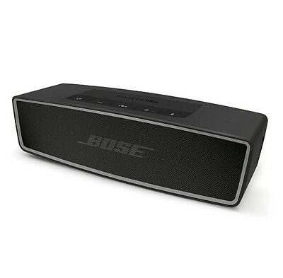 Bose  SoundLink  Mini Bluetooth Speaker II - Carbon - New & Factory Sealed!