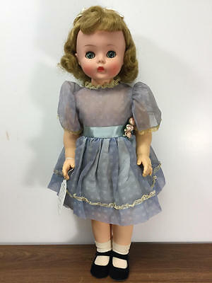 """20"""" Madame Alexander Kelly Doll All Original Tagged Outfit 1950's"""