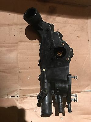 Peugeot / Citroen 2.0 Hdi Thermostat / Water Housing 9643211880