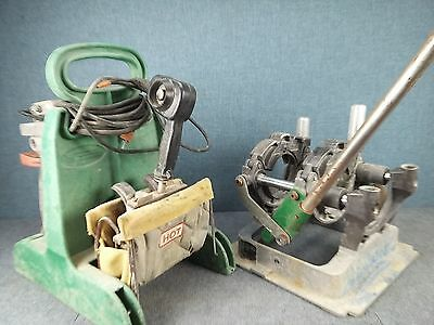McElroy PitBull 14 Pipe Fusion Machine Assembly A430101