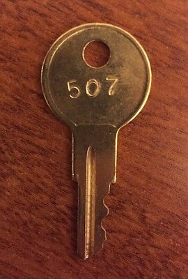 ONE (1) CH507 Truck Tool Box Replacement Key Cut to Code CH 507