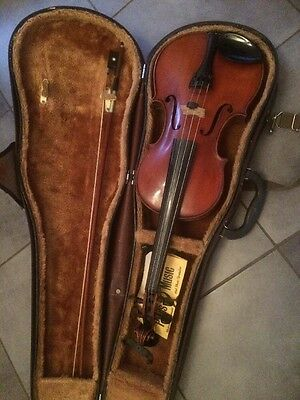 C1900 Full Size Violin With Pernamco Wood Bow