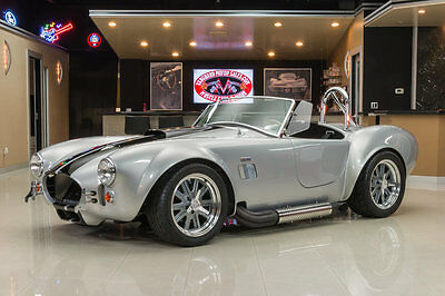 1965 Shelby Cobra  Factory Five! Pro-charged, 5.0L Fuel Injected V8, 5-Speed Manual, Disc & More!