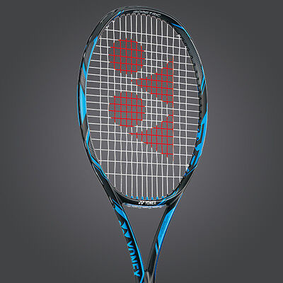 Yonex Tennis Racquet EZONE DR 98, G4, Black/BLUE, Flex and Repulsion, UNSTRUNG