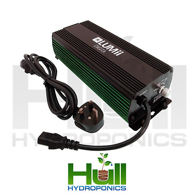 LUMii DIGITA 600W | 1000W  Dimmable Ballast - hydroponics - lighting HPS Digital