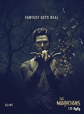 The Magicians Movie Poster 18'' X 28'' ID:8
