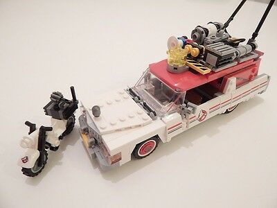 Lego Ecto 1 & Ecto 2 From Set 75828 ~ Used Ex-Display ~ L@@k!!!