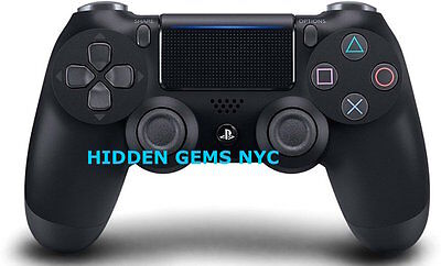 Sony PS4 Controller 2016 | BLACK Playstation 4 DualShock 4 Wireless Controller