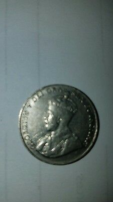 1935 Canadian Five (5) Cent Coin