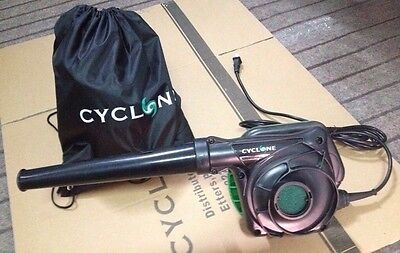 Cyclone Blower Motorcycle Car Bike Dryer MSRP Is $79.95, SAVE 25%!!!