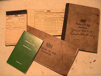 Vintage Frisco Rr Items In Packet # 3