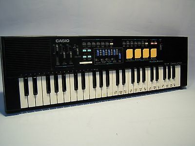 Vintage Casiotone MT-220 Electric Piano Keyboard