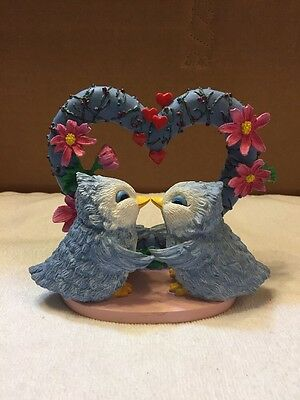 1998 Sonshine Promises May Love Always Be In Full Bloom Figurine