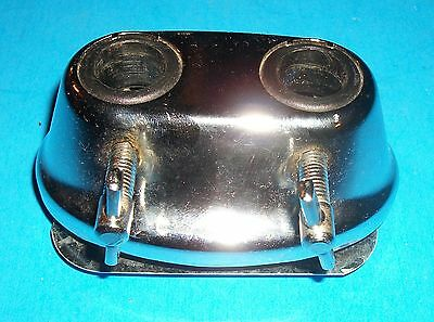 """Bass Drum Tom Mount - Accepts two 3/4""""  Arms (#8)"""