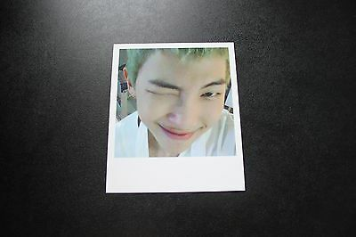 BTS WINGS Rap Monster Photocard (Great Condition)